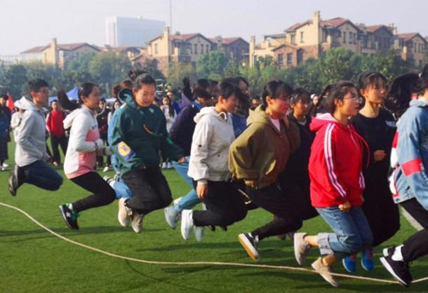 上海1天团建春季拓展训练